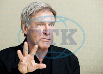 Harrison Ford,  herec,  gesto