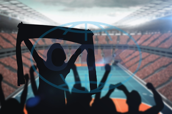 Silhouette, Emotion, Supporter, Events, Fan, Drawing, Plan, Sports Field, Playing Field, Sports Ground, Sports Facility, Handball, Sport, Football, Soccer, Energy, Spectator, World, Cup, Event, Excited, Euphoria, Cheering,