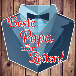 Digital,  Digitally Created,  Computer Graphic,  Plank,  Wood,  Wooden,  Brown,  Word,  Message,  Fathers Day,  German,  Font,  Written,  Beste,  Papa,  Aller,  Zeiten,  Digitally Generated,  Illustration,  Graphic,  Vec