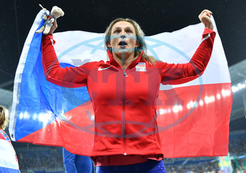 Olympic Games 2016 Athletic,  Track and Field, BARBORA ŠPOTÁKOVÁ