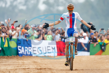CYCLING MOUNTAIN BIKE - MEN'S CROSS-COUNTRY,  Rio de Janeiro,  Brazil