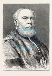 ALDERMAN, SIR, THOMAS, WHITE, engraved image, history, historic art, illustrative technique, engravement, Arts, Culture, 19th Century Style, Retro Styled, Vintage, retro, arkheia, nineteenth century engraving