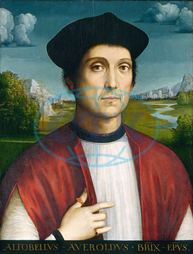 Francesco Francia, Italian, 1447, 1517, Bishop, Altobello, Averoldo, 1505, oil, panel, Francesco, Francia