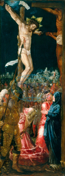 Workshop of Hans Mielich, The Crucifixion, 1550-1575, oil on panel, Workshop, of, Hans, Mielich