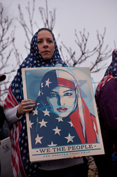 Women's Rally Against Donald Trump - DC