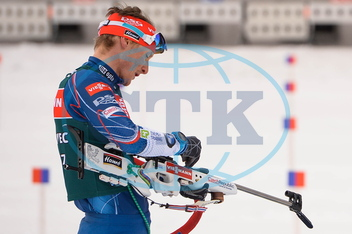 Ondřej Moravec,  biatlonista,  sportovec,  National biathlon teams training ahead of 2017 IBU World Championships
