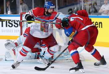 2017 IIHF Ice Hockey World Championship Quarterfinal: Russia 3 - 0 Czech Republic