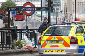 Aftermath of the London Bridge terror incident