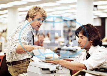 Robert Redford,  Dustin Hoffman,  herec,  role