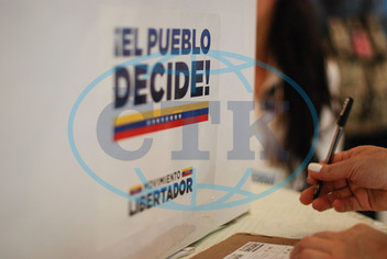 Referendum,  volby,  Venezuela,  POPULAR CONSULTATION OF OPPOSITION ON THE CONSTITUENT,