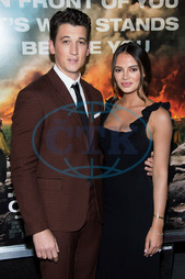 Miles Teller,  Keleigh Sperry