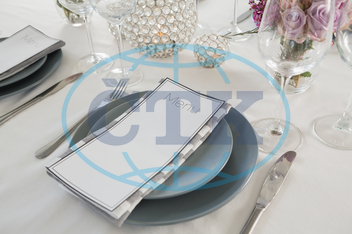 Table, Setting, Place, Dinning, Dinner, Meal, Food, Fork, Spoon, Knife, Plate, Wine Glass, Menu Card, Flower, Fragrance, Scented, Table Mat, Arrangement, Tableware, Dinnerware, Theme, Celebration, D~A(c)cor, Decoration, Fest