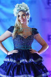 66th Miss Universe Competiton - National Costumes