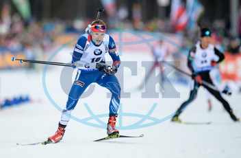 ONDŘEJ MORAVEC,  biatlonista,  sportovec,  Biathlon World Cup Ruhpolding - Men's single