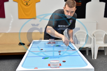 SHL WIP Reklama,  Billiard - Hockey,  Dobrá Voda