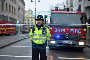 London gas leak