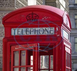 London: Only real with phone booths