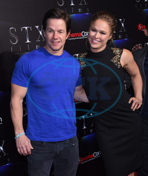Mark Wahlberg,  Ronda Rousey