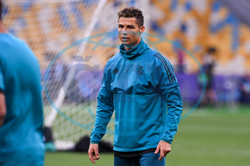 SOCCER : Real Madrid Training - Champions League - 05/25/2018