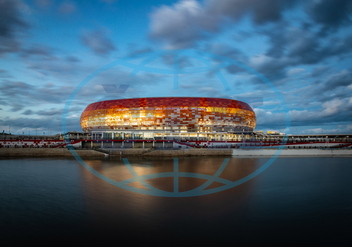 Mordovia Arena,  stadion,  Saransk,  2018 FIFA World Cup venues: Mordovia Arena in Saransk