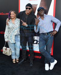 Wesley Snipes,  LL Cool J,  Simone Smith