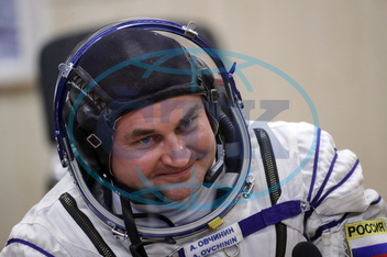 Alexej Nikolajevič Ovčinin,  kosmonaut,  raketa,  vesmírná loď,  MS-10,  nezdařený start,  ISS Expedition 57/58 prime crew departs for Soyuz MS-10 spacecraft launch