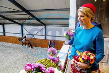 King Willem-Alexander and Queen Maxima On A Regional Visit - Netherlands