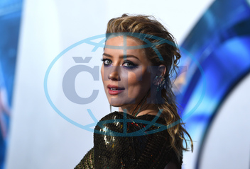 Amber Heard,  herečka