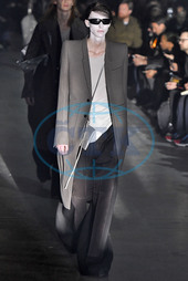 Rick Owens Paris Men's Fashion Week,  model,  přehlídka