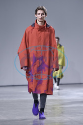 Issey Miyake Paris Men Fall Winter 2019,  model,  přehlídka