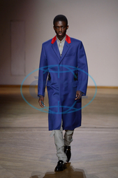 Paul Smith men's Fall-Winter 2019-20,  model,  přehlídka