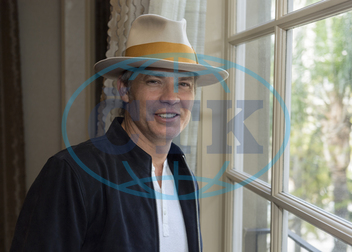 Timothy Olyphant,  herec,  in Beverly Hills.