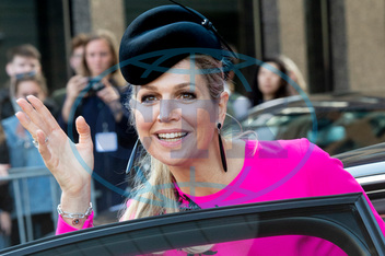 NP_Queen Maxima during the Money and Behavior congress