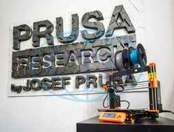 3D tiskárna,  MK3s,  i3, Prusa Research,  FDM,  Filament,  ,  PLA,  ABS,  PET