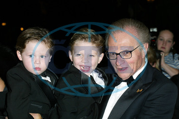 Larry King & Chance & Cannon Larry King & Chance & C