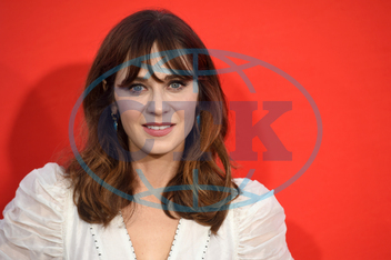 Zooey Deschanel,  herečka