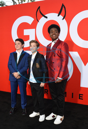 Jacob Tremblay,  Brady Noon,  Keith L. Williams,  dětský herec