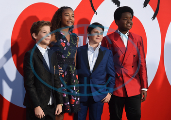 Jacob Tremblay,  Millie Davis,  Brady Noon,  Keith L. Williams,  dětský herec