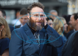 Seth Rogen,  herec,  producent,  gesto