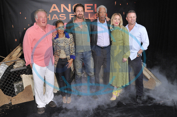 Nick Nolte,  Jada Pinkett Smith,  Gerard Butler,  Morgan Freeman,  Piper Perabo,  Ric Roman Waugh