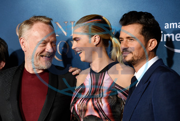 Jared Harris,  Cara Delevingne,  Orlando Bloom,  herec,  herečka