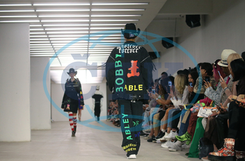 Bobby Abley Catwalk - London Fashion Week September 2019