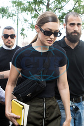 Arrivals - Milan Fashion Week 2019