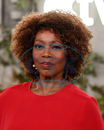 Alfre Woodard,  herečka