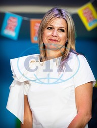 Maxima,  královna,  Queen Maxima Is Present At The Signing Of The Hoeksche Waard Music Agreement