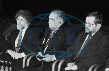 Paulo COSTA,  Jaroslav KOŘÁN,  politik,  Ivan HAVEL,  Rotary International