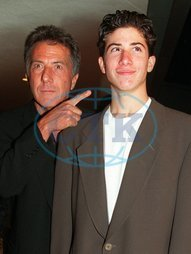 Dustin HOFFMAN herec USA syn Jake