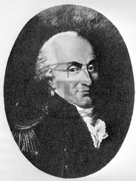 Charles Augustin de COULOMB - Francie
