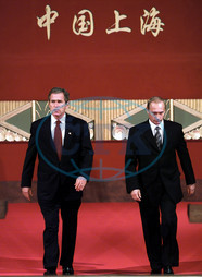 George BUSH,  Vladimir PUTIN,  summit APEC