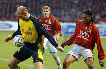 Jan KOLLER Rigobert SONG liga